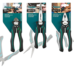 New range of pliers and side cutters from Kamasa Tools that offers excellent quality and value