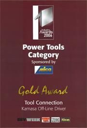 Kamasa Extend their Award Winning Off-Line Driver Range