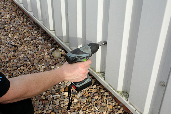 INSITU image of Kamasa | 55932 | Cladding & Roofing Bi Hex Nut Driver 11mm