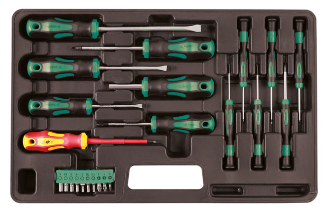 ~/items/xlarge/Overhead image of Kamasa | 56107 | Tool Kit 23pc