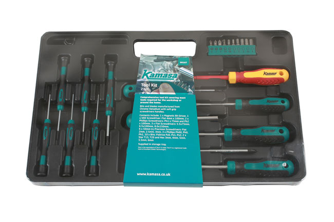~/items/xlarge/Packaging image of Kamasa | 56107 | Tool Kit 23pc