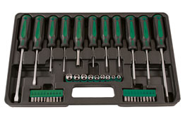 Product Image of Kamasa Tool Kit 40pc Part No. 56106