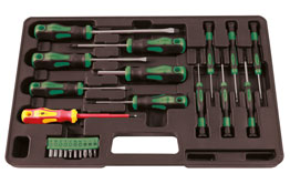 Product Image of Kamasa Tool Kit 23pc Part No. 56107