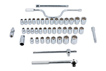 "Product image of Socket Set 1/2""D, 42pc"
